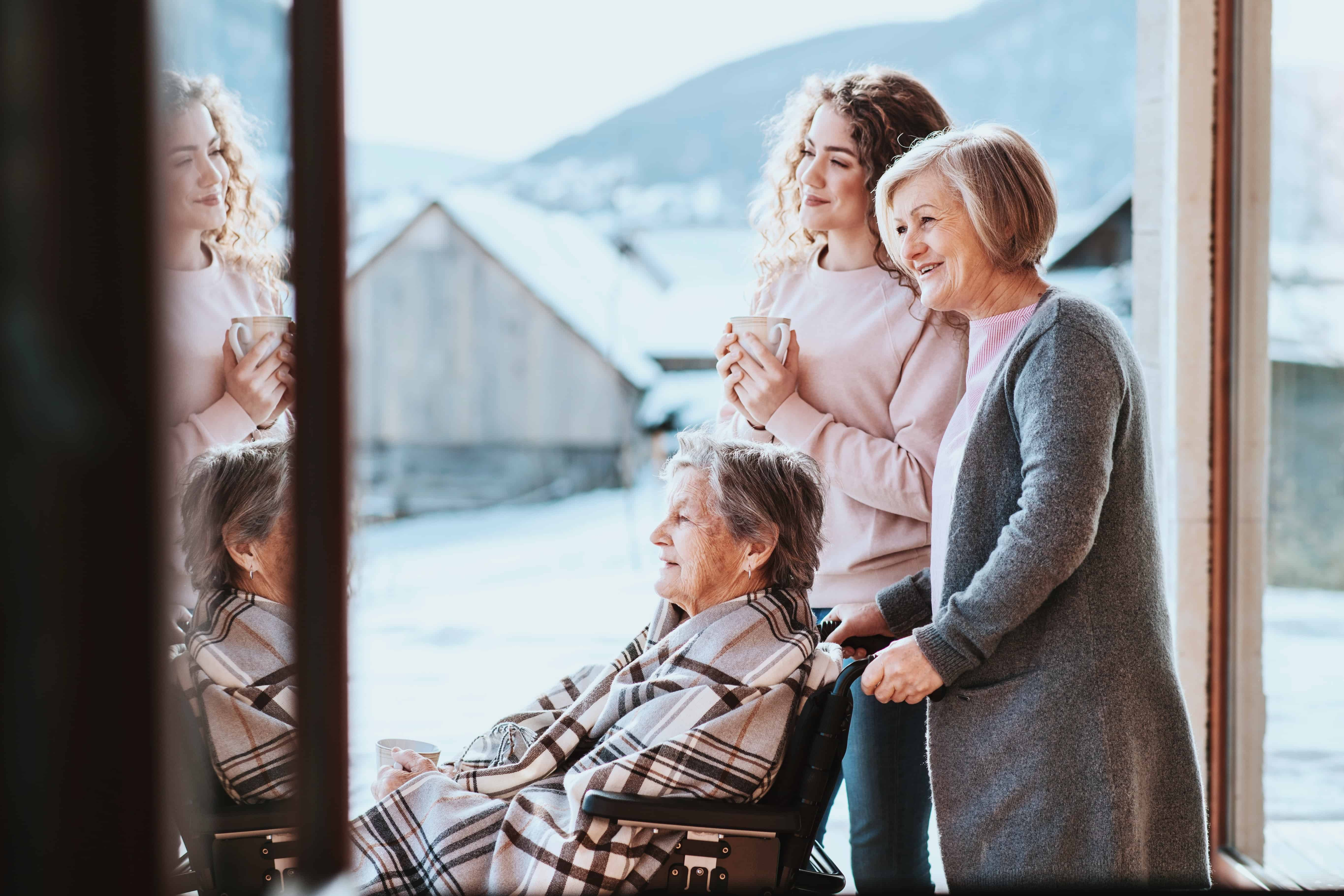 Menopause Through the Generations