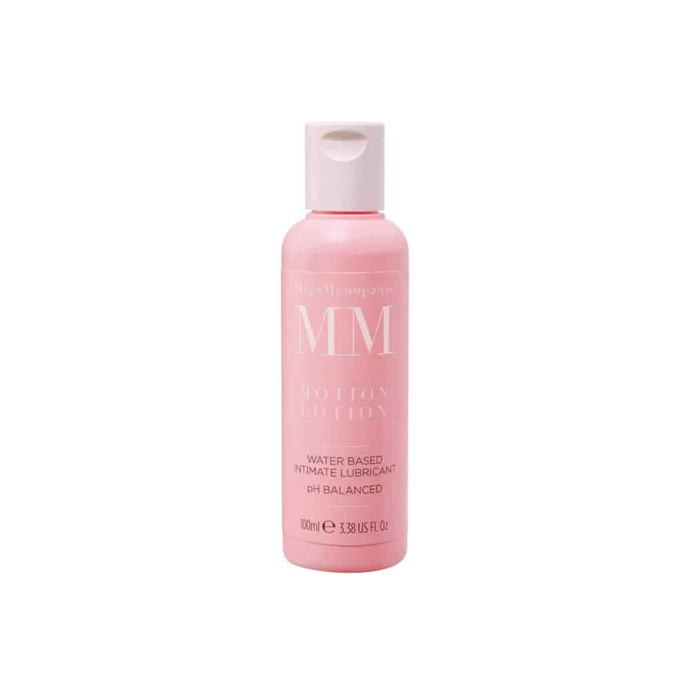 Motion Lotion Water based Lubricant for Menopause